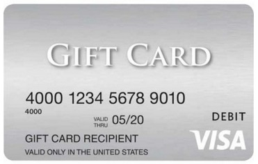 Visa Gift Card deal