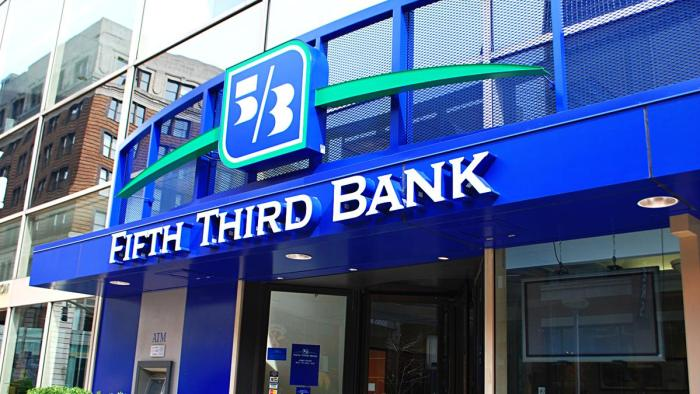 Fifth Third Bank Fake Accounts