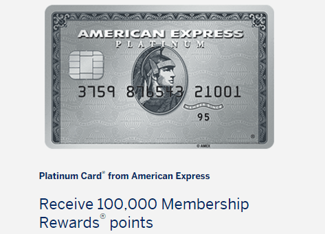 Best point transfer options for amex platinum