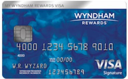Barclays Wyndham Rewards Visa Card 45K Bonus
