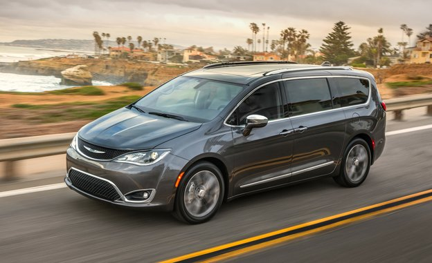 Test Drive Chrysler Pacifica, Get $50 Gift Card - Danny the Deal Guru