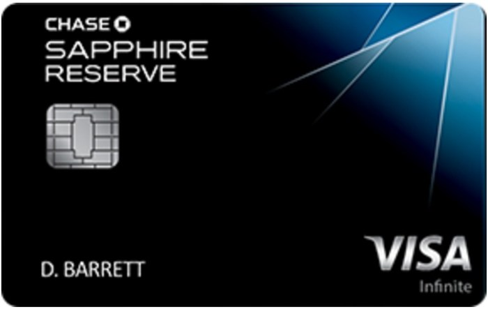 Generate Chase Sapphire Reserve Referral Link, Earn Up To 50K UR