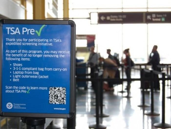 TSA Pre✓