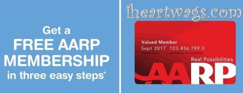 c2fd1ae44aa Free AARP Membership With  15 Walgreens Purchase - Danny the Deal Guru