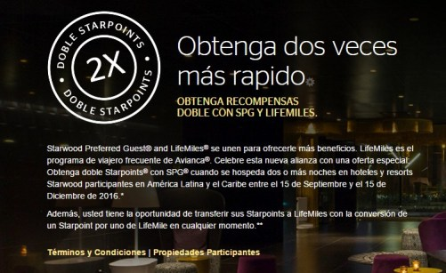 starwood-preferred-guest-lifemiles
