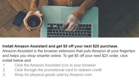 Amazon Assistant  5 Promotion.png