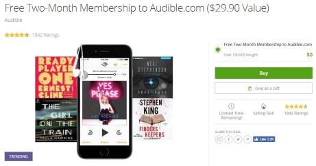 Audible.com Membership   Audible   Groupon.jpeg