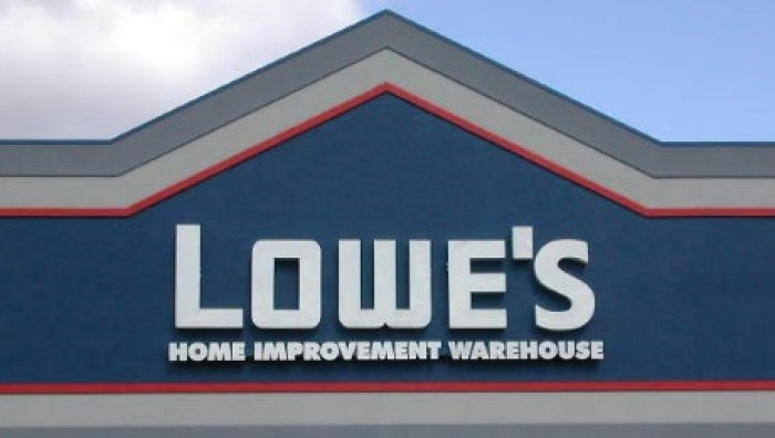 Lowe's Rebate, Get 11% Back When You Shop at Select Stores (2/10-2