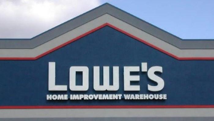 Lowe's Rebate