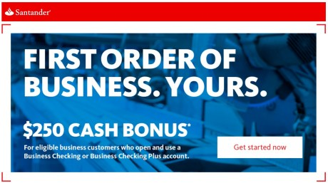 Business Checking Account Bonus