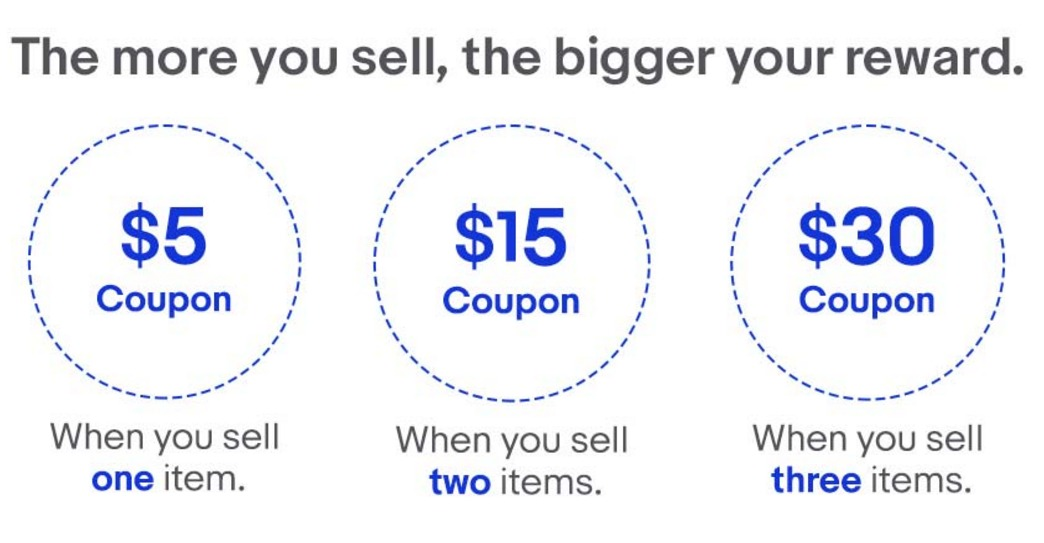 Get Up To 30 When You Sell On Ebay Targeted Danny The Deal Guru