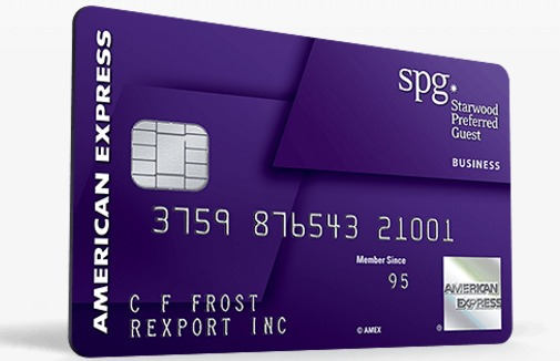 Amex Will Continue To Issue SPG