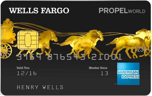 You Can Still Apply For Wells Fargo Propel World Amex Card With