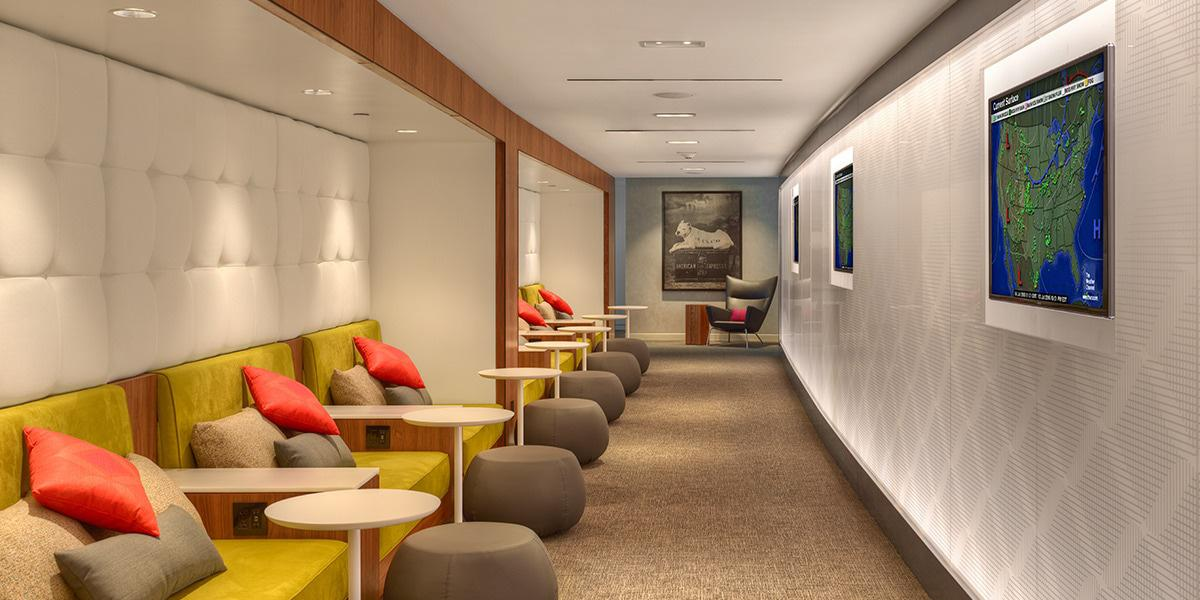 Amex To Limit Centurion Lounge Access For Guests Danny