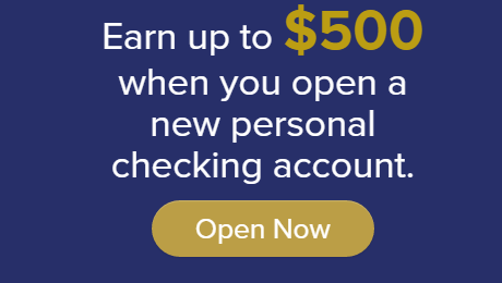 HarborOne Bank, $500 Checking Account Bonus Extended Till 8/31/17 (Select States)