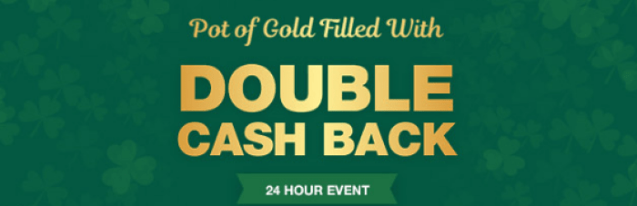 Double Cash Back