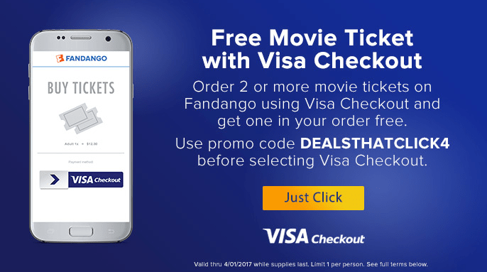 Free Movie Ticket