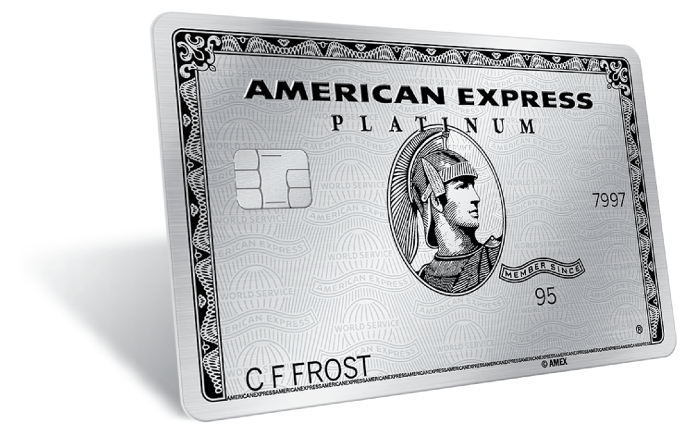 New Amex Platinum Perks