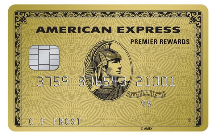 Amex Premier Rewards Gold