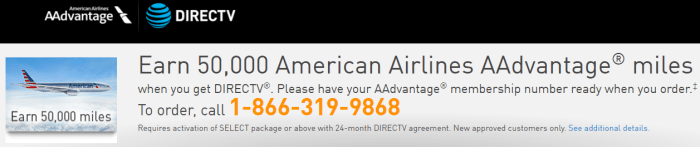 directv american airlines