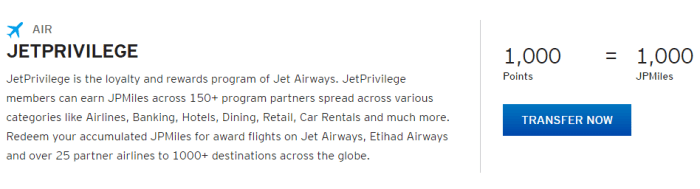 citi jet airways