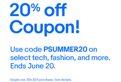 Ebay Coupon 25 Off Ebay Coupons