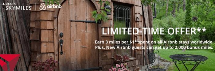 delta airbnb promo