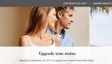 hyatt globalist promo