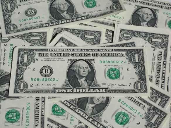 claim lost money