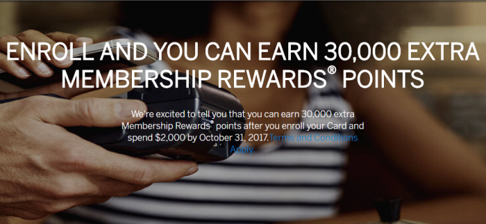 Premier Rewards Gold spending bonus