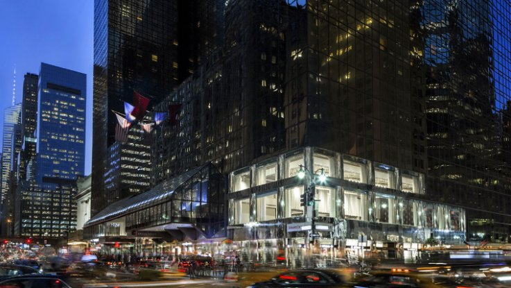 [Sold Out] Grand Hyatt New York, Get Grand Executive Suite For 12.5K Points Plus $150