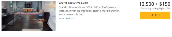 Grand Hyatt New York suite deal