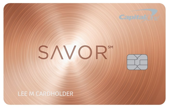 Capital One Savor Card Now Earns 8% at Vivid Seats