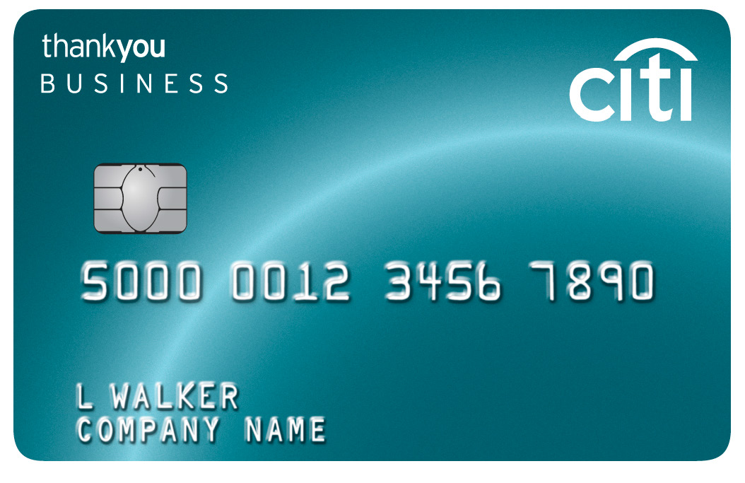 CitiBusiness ThankYou Card, Up To 40K Signup Bonus & 3% Rotating Categories