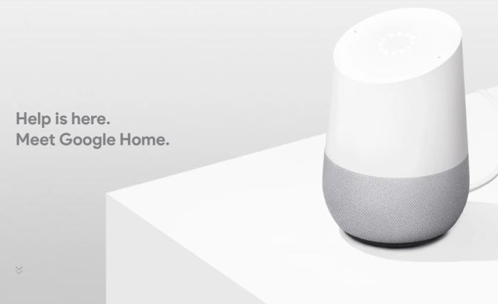 rakuten google home