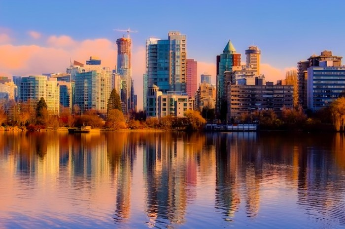 Vancouver hotels discount
