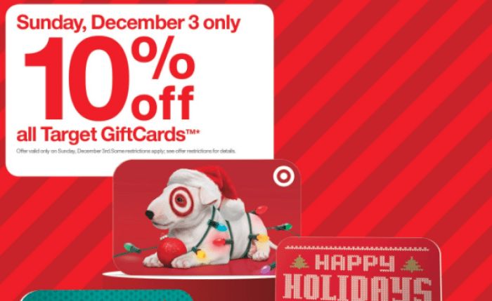 Target Deactivating Gift Cards