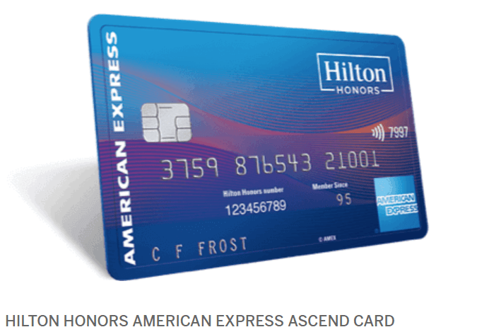Earn Up To 80K In Referral Bonuses For Hilton Honors Ascend Card