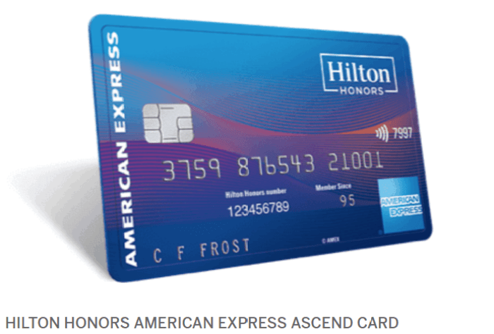 125K Bonus for Amex Hilton Ascend Card