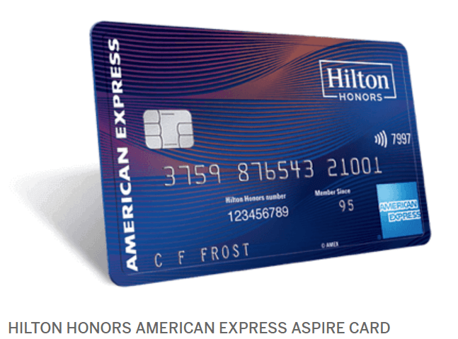 Hilton Aspire Offer with Waived Fee