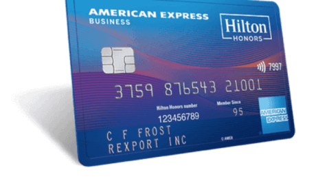 Danny the deal guru bank deals and credit card offers earn cash hilton honors american express business card 125k points bonus plus 50 credit colourmoves Image collections