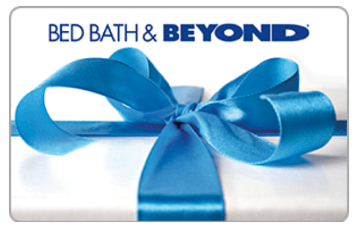 Bath & Beyond Gift Card