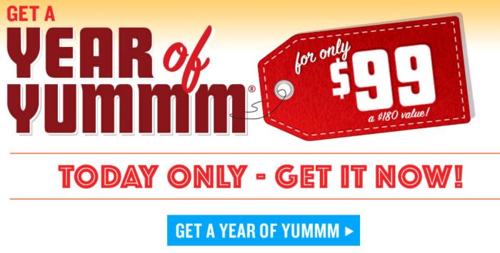 Red Robin Year Of Yummm