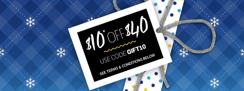 Rakuten Sale; $10 Off $40 Sitewide, Gift Cards Included