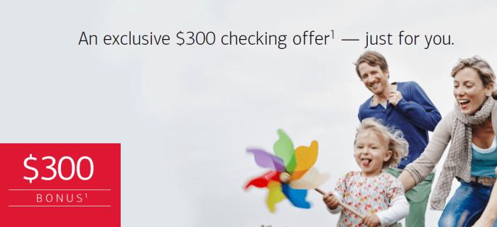 bank of america $300 bonus