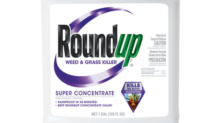 RoundUp Concentrate Settlement