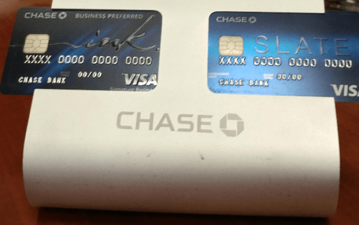 increased bonuses on Chase cards