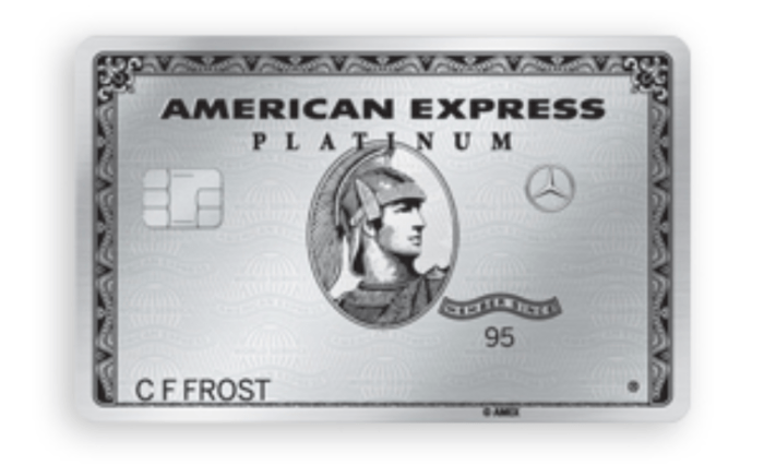Mercedes Benz Amex Platinum