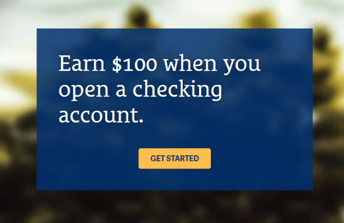 South State Bank $100 Bonus
