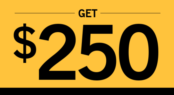 NYCB $250 Bonus